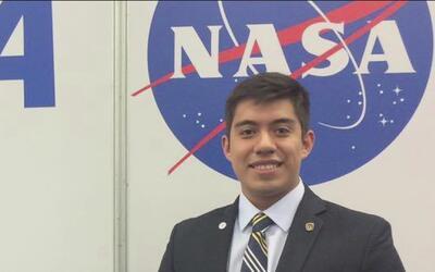 El científico más joven de la NASA es mexicano