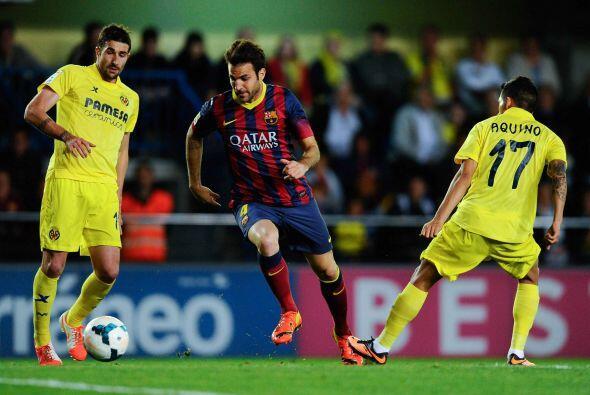Pero equipos como el Barcelona a veces también ganan con su dosis de sue...