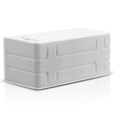 10. Solo en línea obten Naztech Bluetooth Speakers de 70 dólares a solo...