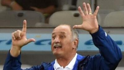Scolari asumió la responsabilidad de la 'catastrofe' brasileña.