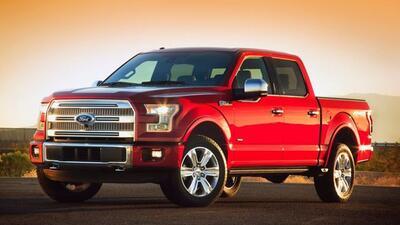 La Ford F-150 sigue mejorando para ser la número uno del mercado.