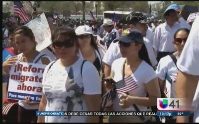 Preparan marcha masiva para detener las deportaciones