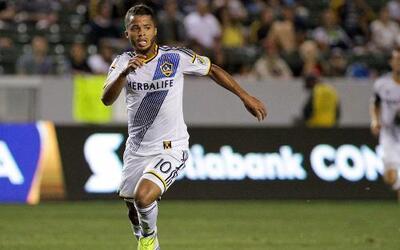 LA Galaxy 5-1 Central FC: Gio debuta con gol en el LA Galaxy