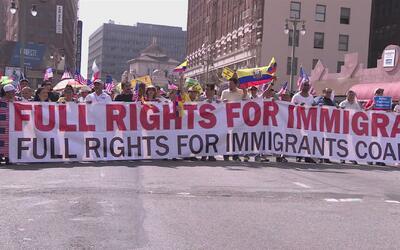 Activistas promueven una marcha el 18 de diciembre por los derechos de l...