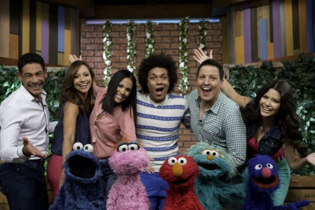 Ojalá que Mando, Cookie Monster, Lola, Elmo, Rosita y Grover regresen pr...