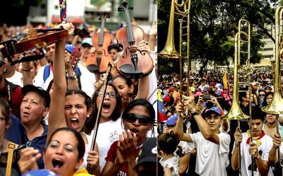 MÚSICOS VENEZUELA