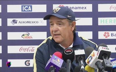 José Luis Trejo: 'Hay que mejorar y hay que ganar'