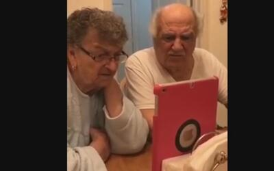 El peligro de hacer una llamada de FaceTime con abuelos sobreprotectores