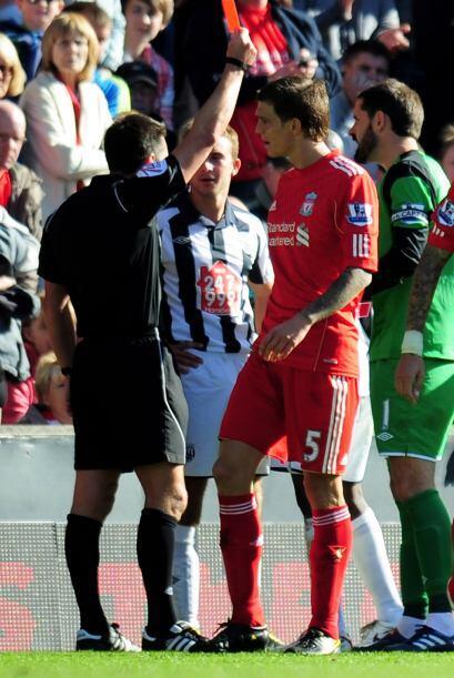 Fernando Torres anotó con el Liverpool para darle la victoria a su equip...
