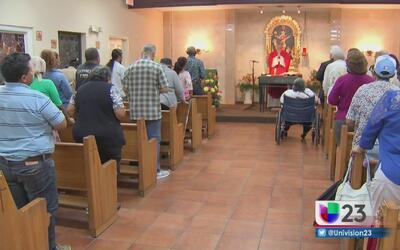 Celebran misa por la salud de opositores cubanos