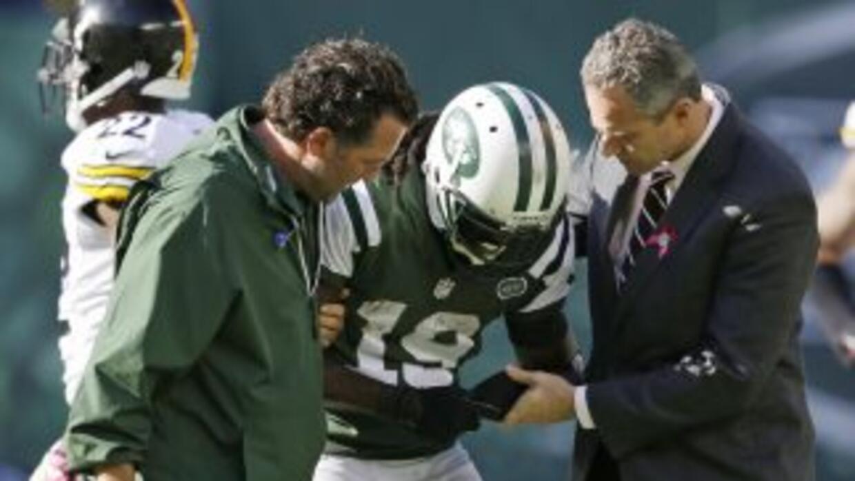 Los preparadores físicos de Jets no solo asisten en el campo, también fu...