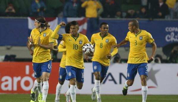 Brasil vs. Perú