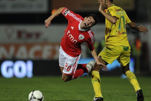 Segundos en Liga a un punto del líder Oporto, los lisboetas han f...