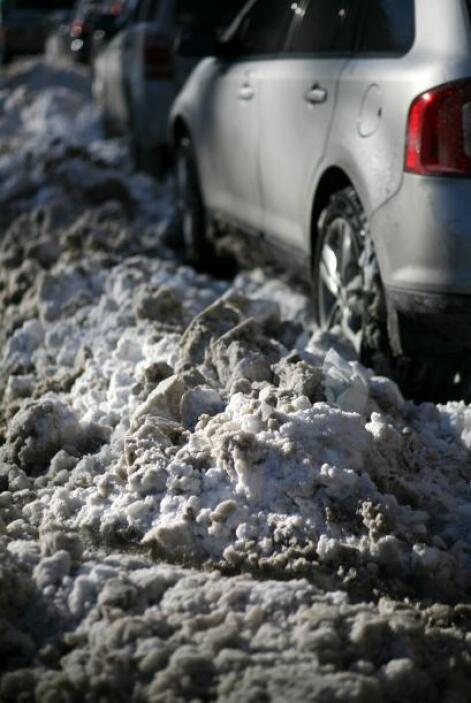 En el noreste de Estados Unidos, donde hubo grandes nevadas el viernes,...