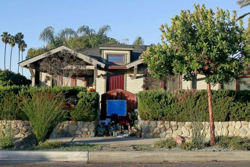 Así luce la residencia de Paul Walker en Los Ángeles. Más videos de Chis...