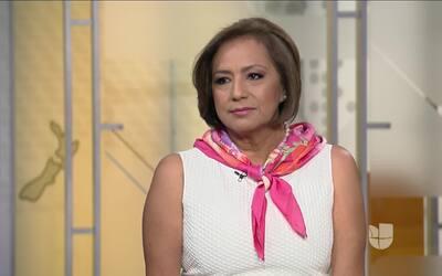 """Rosario Marín: """"Siempre he dicho que tengo que hacer lo correcto y lo co..."""