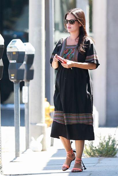 Se dice que tanto ella como su pareja, Hayden Christensen, ya ten&iacute...