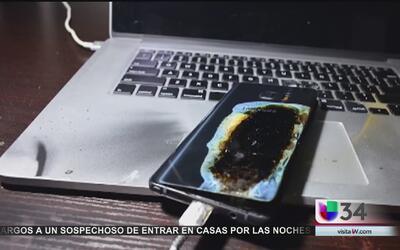 Prohiben llevar celulares Galaxy Note 7 en vuelos