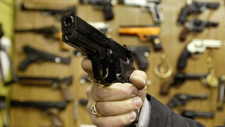 Pistola de balines (BB GUN)