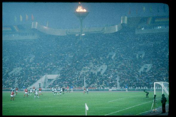 Una imágen de los Juegos Olímpicos de 1980 desarrrollados en Rusia.