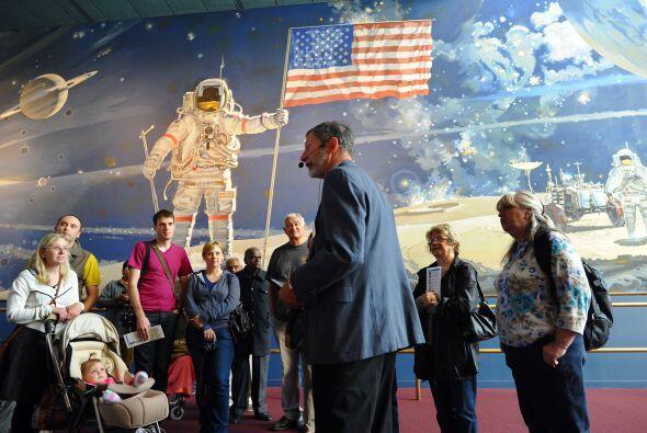 Otro de sus mayores atractivos es el Museo Nacional Aéreo y del Espacio.