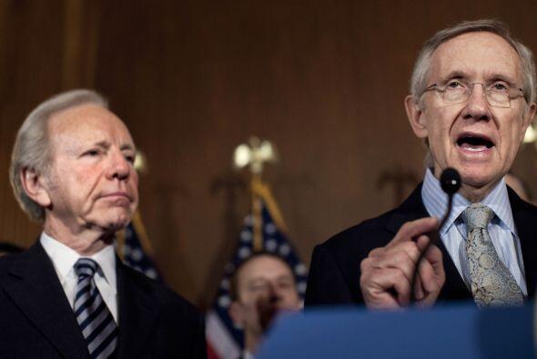 El senado estadounidense rechazó por 55 votos a favor y 41 en contra el...