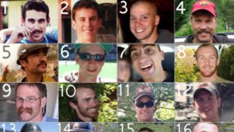 Los Granite Mountain Hotshots, los bomberos de élite que murieron en Ari...
