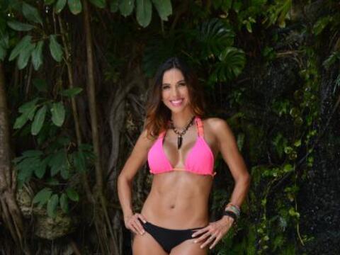 Laura Silva es una hermosa mamacita que quiere ganar 'Miss Verano 2014'...