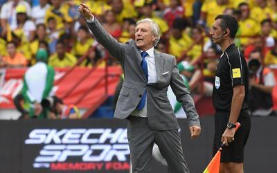 La selección Colombia se prepara para recibir al combinado de Bolivia en...