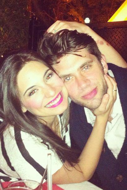 Antes de Amaya, la actriz estaba muy enamorada de Daniel Krauze.