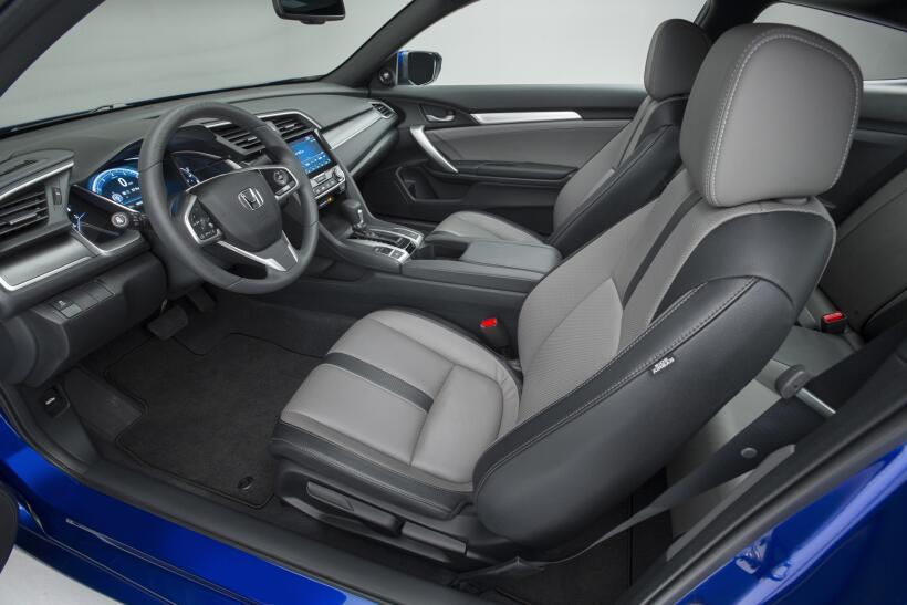 Honda Civic Coupe 2016