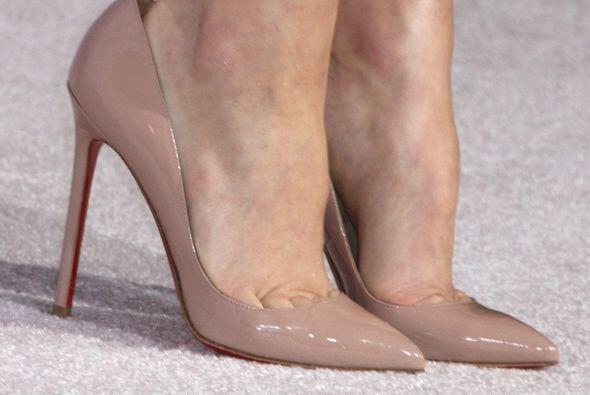 El calzado 'nude' hará su aparición estelar y será...