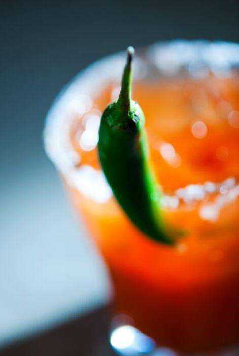 Y además, ¡podrás probar lo más exótico en alimentos y bebidas preparada...