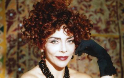 Verónica Castro en Aplauso, el musical.