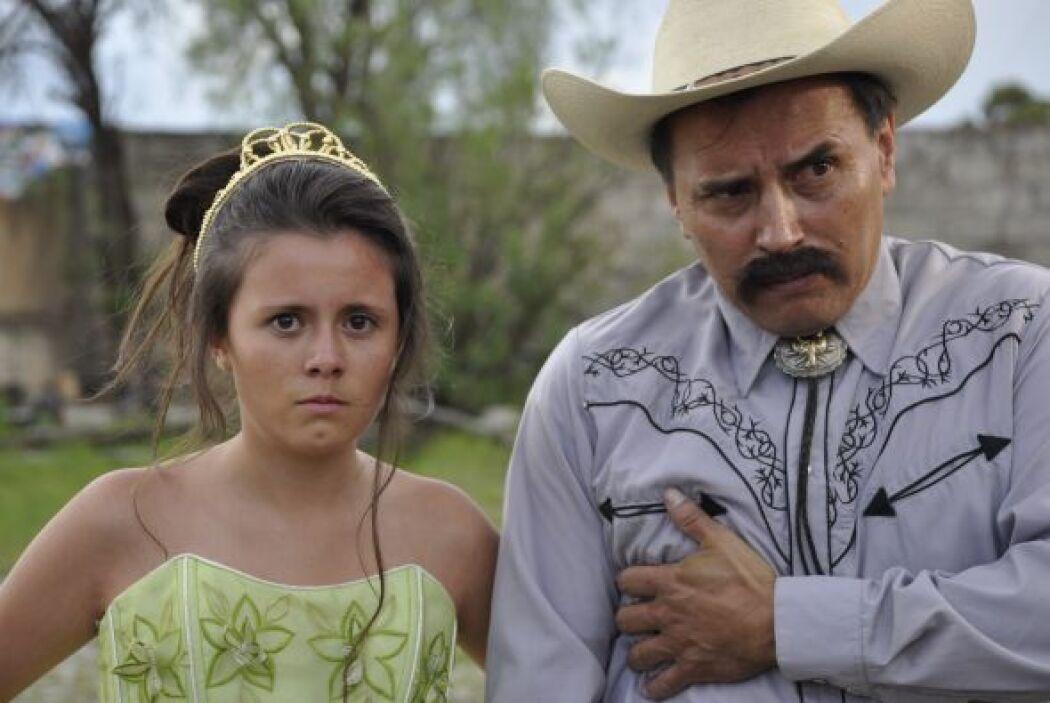 Procopio y Perla Alhelí Melendez odian a Zacarías por el caos que produj...