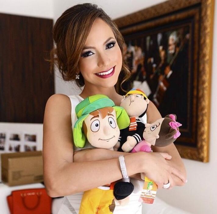 """""""Los juguetes de #ElChavoToys me recuerdan a mi infancia en #Honduras. C..."""