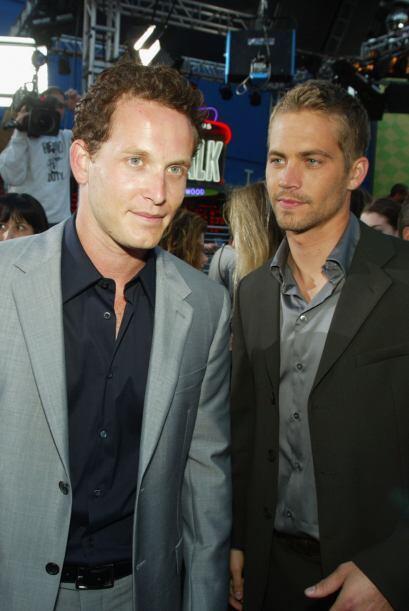 El nuevo villano en esta película era el actor Cole Hauser, posan...