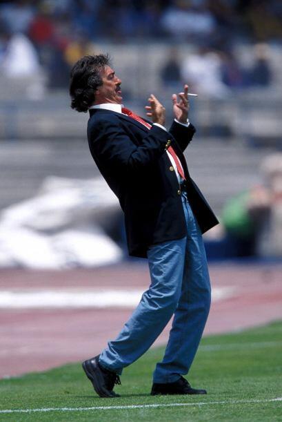 Verano 2002: Monterrey 1-1 Toluca
