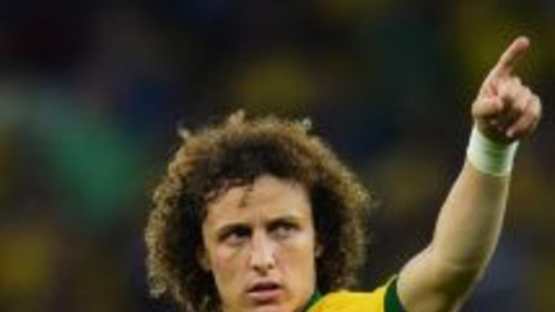 David Luiz.