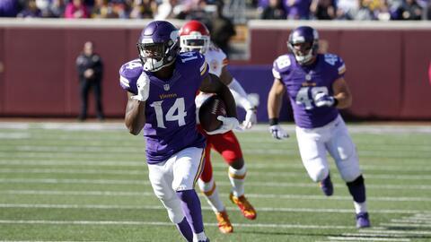 Vikings 16-10 Chiefs: Minnesota se aprovechó de Kansas City y los derrot...