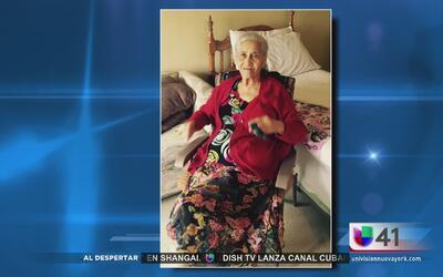 Anciana desaparecida en Brooklyn