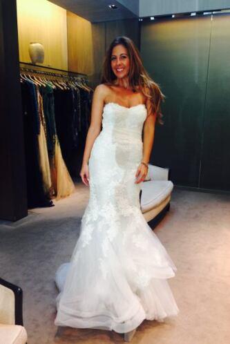 Sí, la Chiquibaby ya anda a la búsqueda de su vestido de novia. ¿Por cuá...