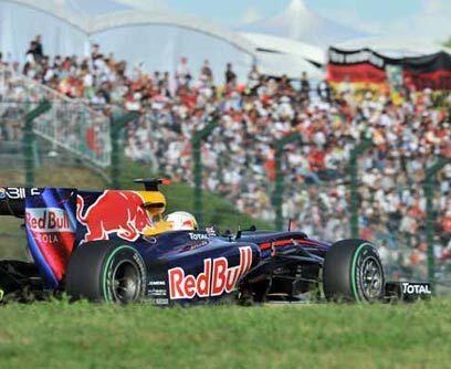 """GP de JAP""""N, 10 de octubreSebastian Vettel ganó el Gran Prem..."""