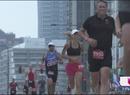 Se realizó el triatlón de Chicago
