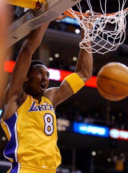Kobe siempre fue de menos a más. ¡Nunca dejó de sorp...