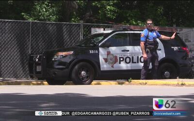 Autoridades buscan al sospechoso que disparó cerca de la Universidad de...