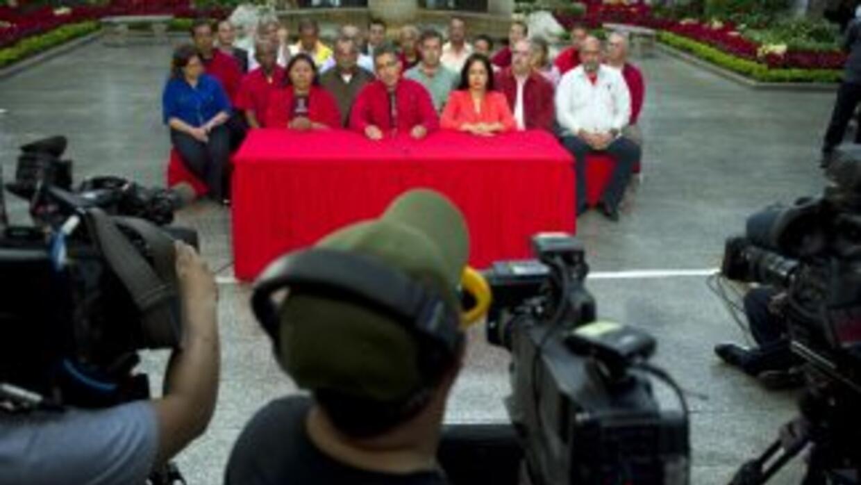 La realidad de la prensa en Venezuela.