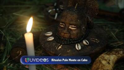 Acceso exclusivo a ritual de Palo Monte en Cuba