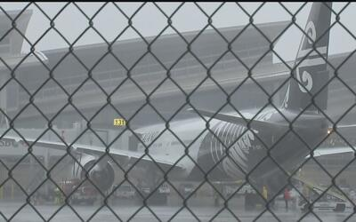Tormenta en Los Ángeles ocasionó masiva cancelación de vuelos