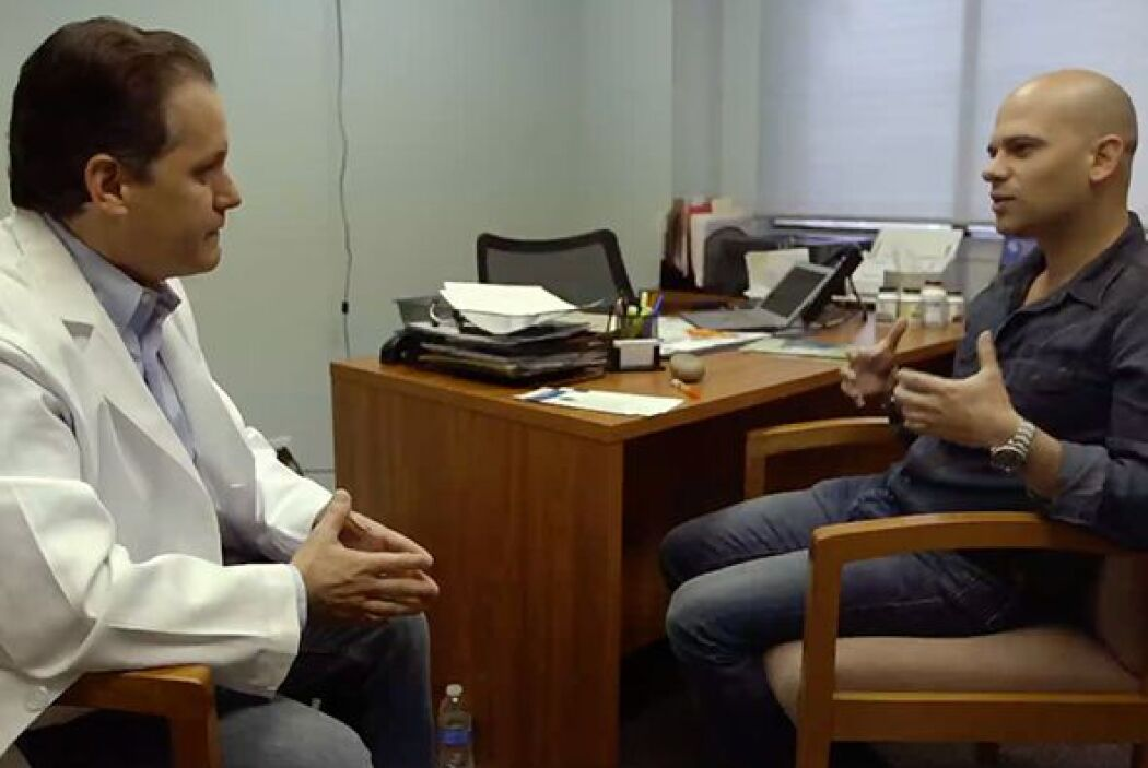 Sin embargo, el doctor Rabin le confesó al doctor Juan que todavía la ci...